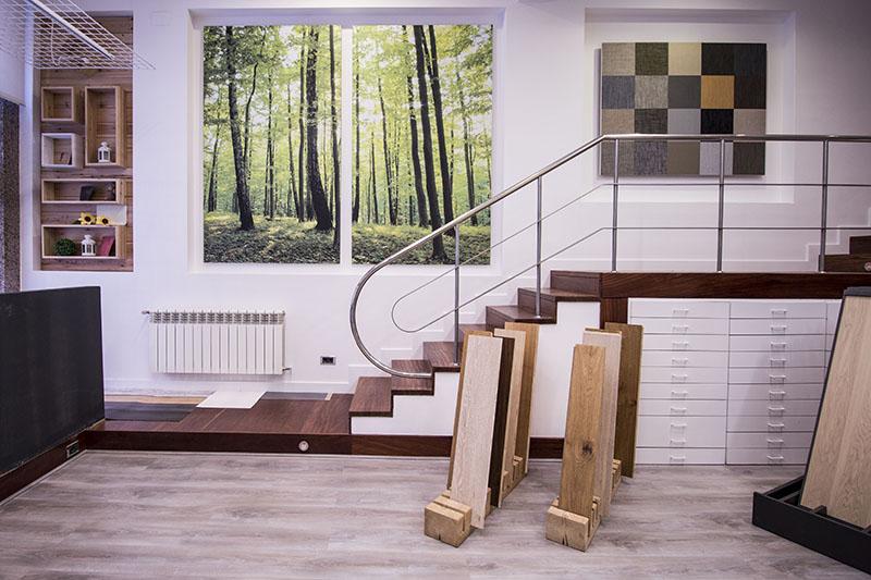 Tienda de materiales para suelos Vitoria-Gasteiz