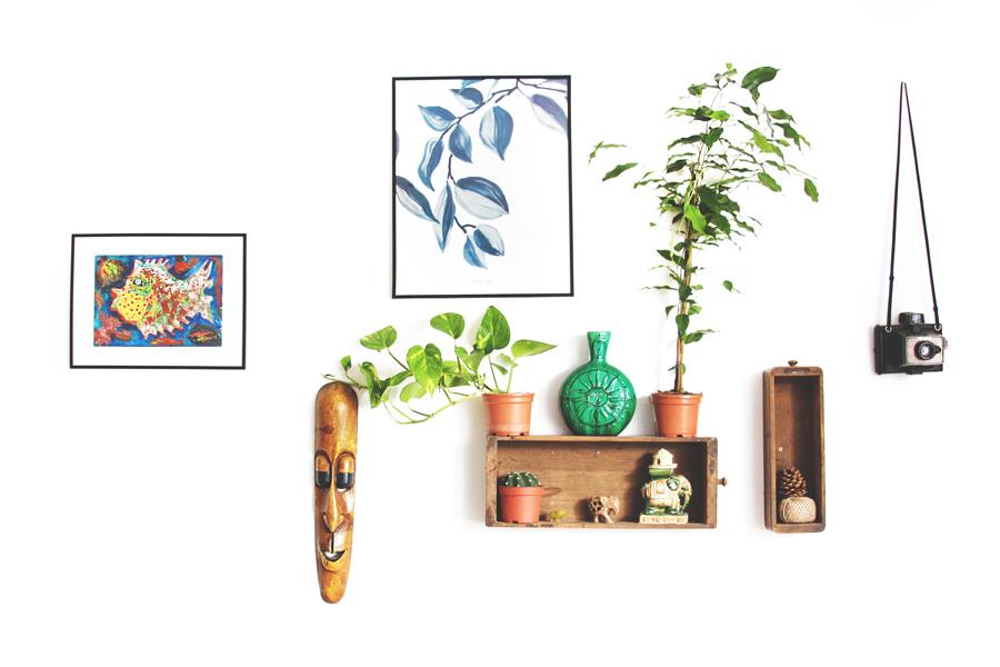 paredes tendencias decorativas